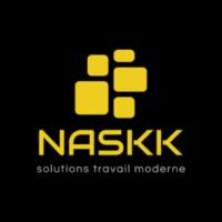 Logo Naskk solutions travail moderne